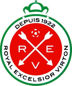 Escudo de ROYAL EXCELSIOR VIRTON (BÉLGICA)