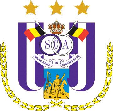 Escudo de RSC ANDERLECHT (BÉLGICA)