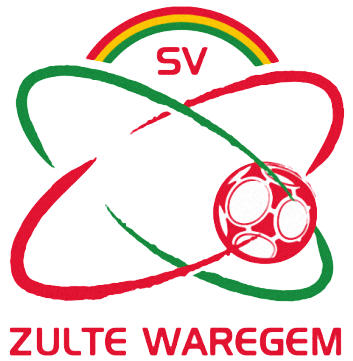 Escudo de SV ZULTE WAREGEM (BÉLGICA)