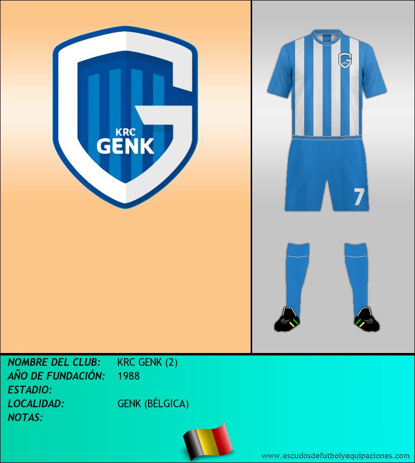 Escudo de KRC GENK (2)
