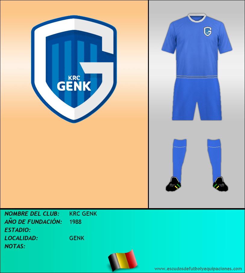 Escudo de KRC GENK