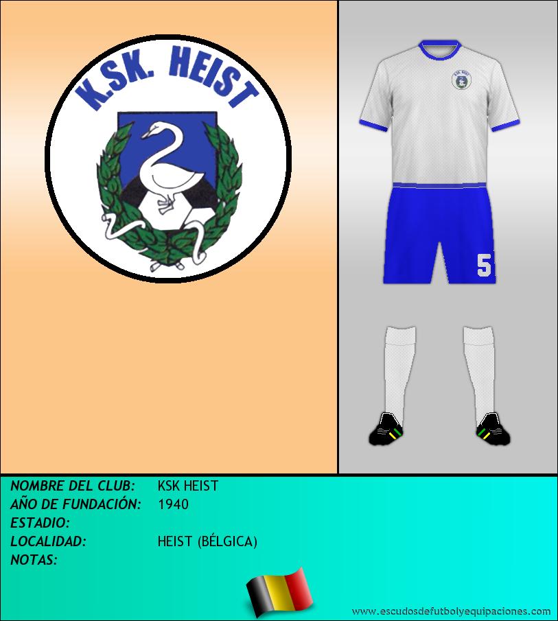 Escudo de KSK HEIST