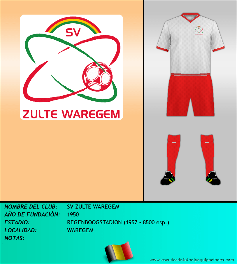Escudo de SV ZULTE WAREGEM