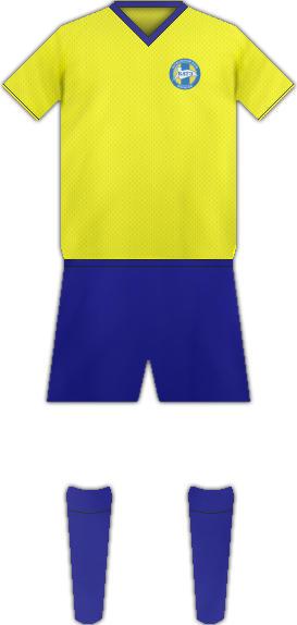 Equipación BATE BORISOV FK