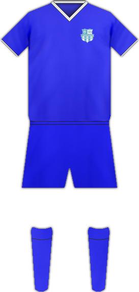 Equipación FC DINAMO-93