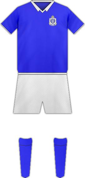 Equipación FC DNEPR