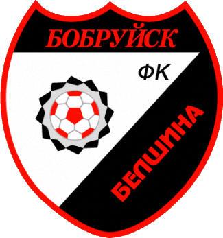 Escudo de BELSHINA B.FK. (BIELORRUSIA)