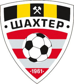 Escudo de FK CHAKHTYOR SALIGORSK (BIELORRUSIA)