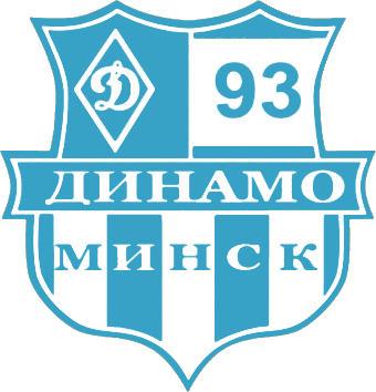 Escudo de FK DINAMO 93 (BIELORRUSIA)