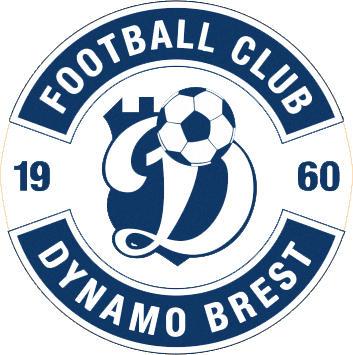 Escudo de FK DINAMO BREST (BIELORRUSIA)