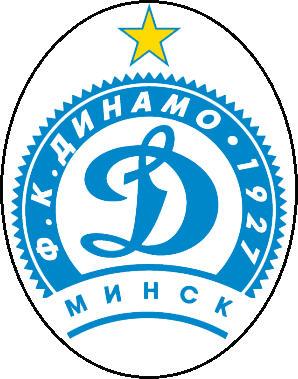 Escudo de FK DINAMO DE MINKS (BIELORRUSIA)