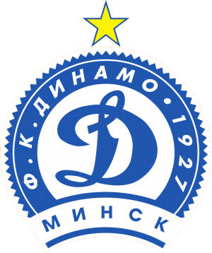 Escudo de FK DINAMO MINKS (BIELORRUSIA)