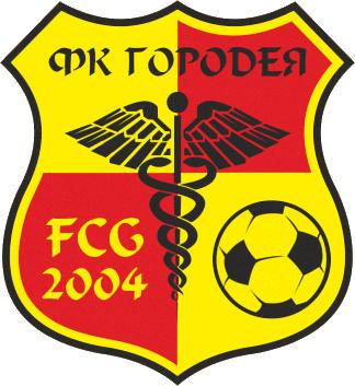 Escudo de FK GORODEYA (BIELORRUSIA)