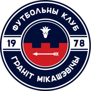 Escudo de FK GRANIT MIKASHEVICHI (BIELORRUSIA)