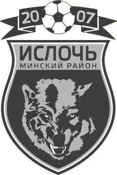 Escudo de FK ISLOCH MINSK RAION (BIELORRUSIA)