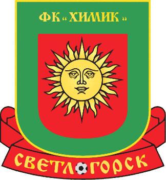 Escudo de FK KHIMIK SVETLOGORSK (BIELORRUSIA)