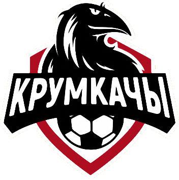 Escudo de FK KRUMKACHY DESDE 2020 (BIELORRUSIA)