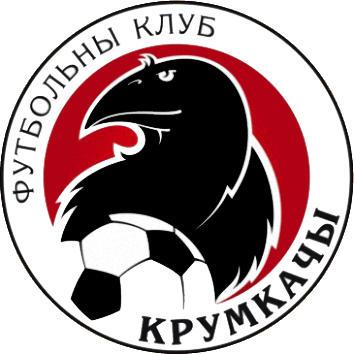 Escudo de FK KRUMKACHY HASTA 2018 (BIELORRUSIA)