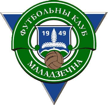 Escudo de FK MOLODECHNO (BIELORRUSIA)