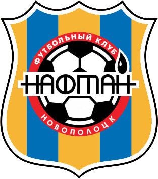 Escudo de FK NAFTAN NOVOPOLOTSK (BIELORRUSIA)