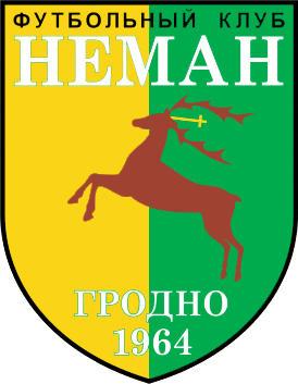 Escudo de FK NEMAN GRODNO (BIELORRUSIA)
