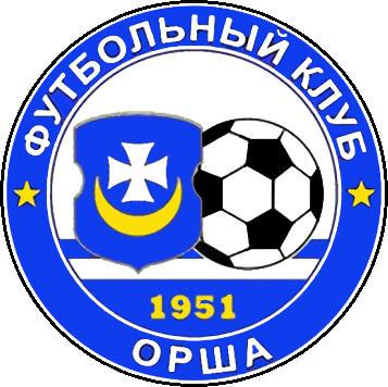 Escudo de FK ORSHA (BIELORRUSIA)