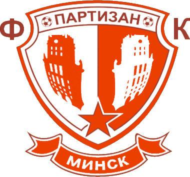 Escudo de FK PARTIZAN MINSK (BIELORRUSIA)