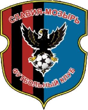 Escudo de FK SLAVIA MOZYR HASTA 2014 (BIELORRUSIA)