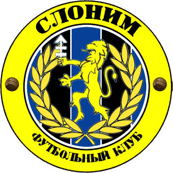 Escudo de FK SLONIM-2017 (BIELORRUSIA)