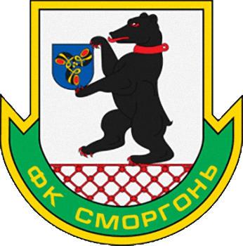 Escudo de FK SMARHON (BIELORRUSIA)