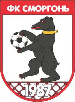 Escudo de FK SMORGON (BIELORRUSIA)