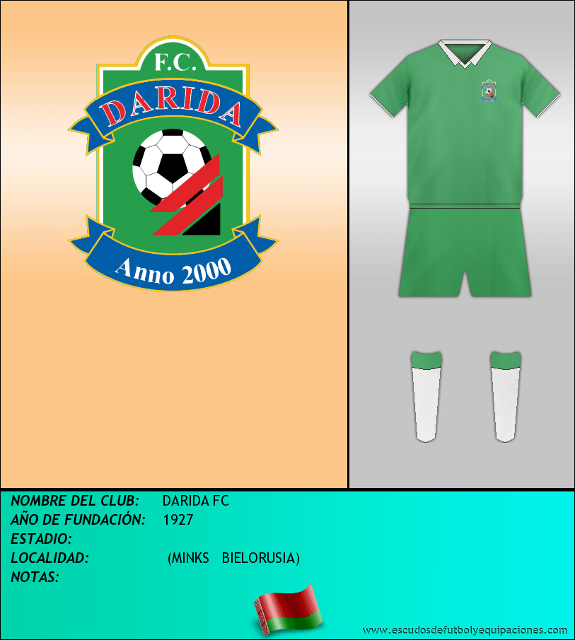 Escudo de DARIDA FC