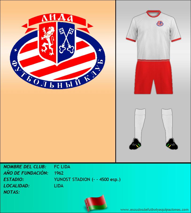 Escudo de FC LIDA