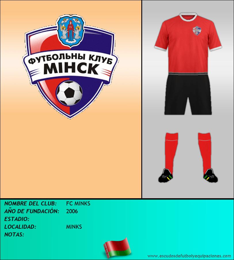 Escudo de FC MINKS