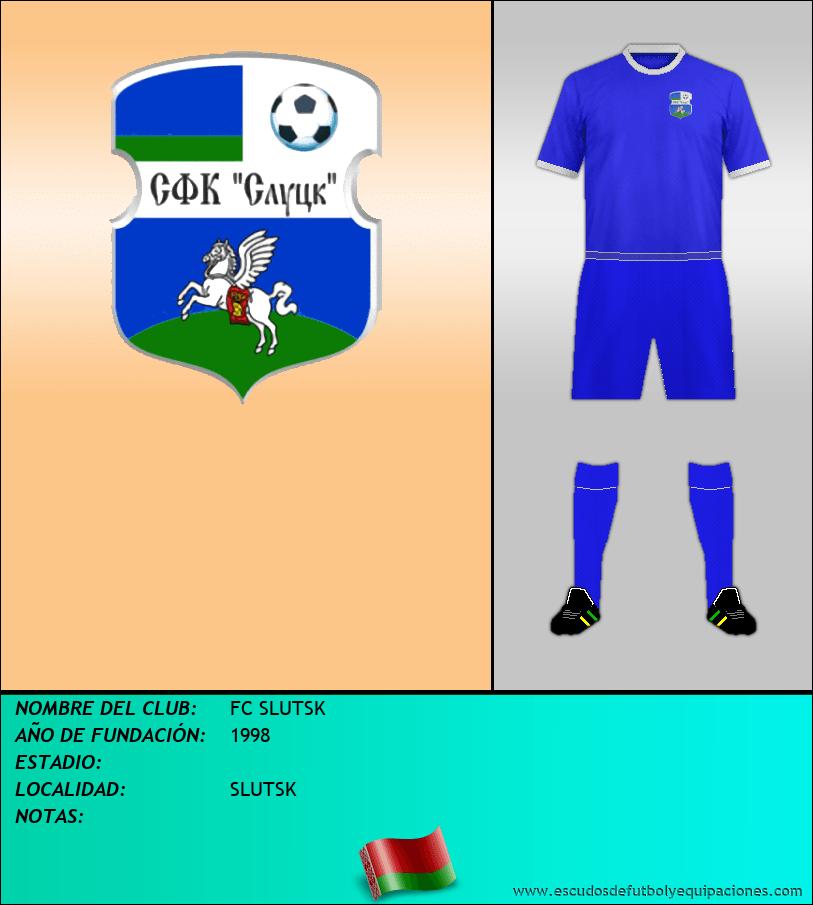 Escudo de FC SLUTSK