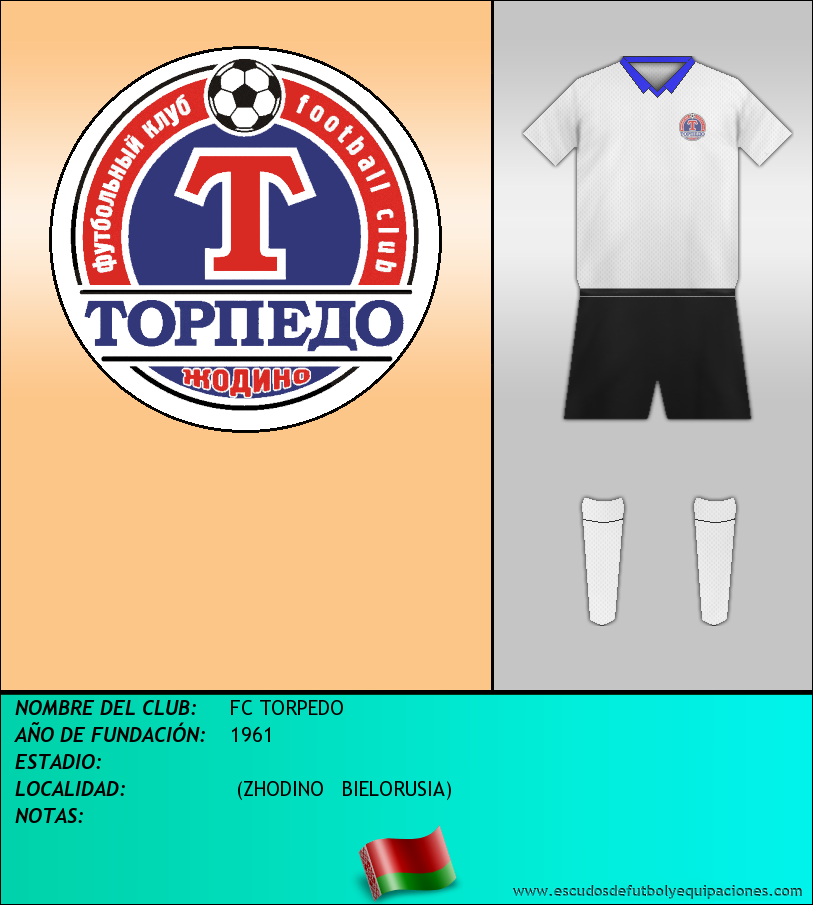 Escudo de FC TORPEDO