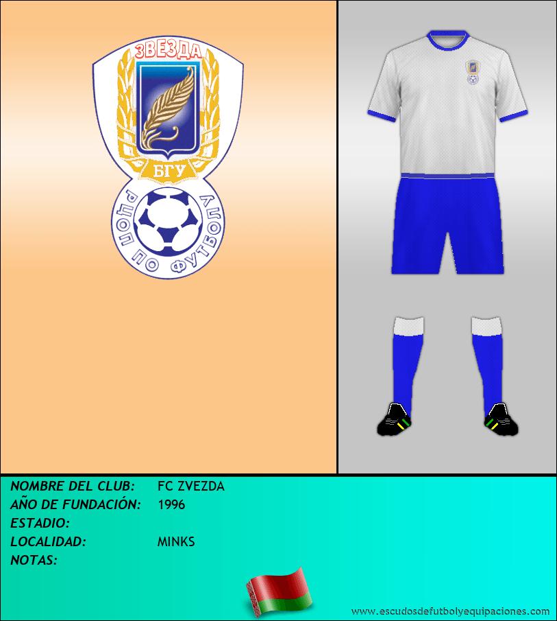 Escudo de FC ZVEZDA