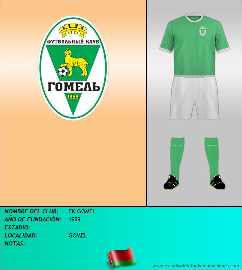 Escudo de FK GOMEL