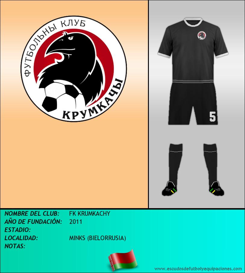 Escudo de FK KRUMKACHY