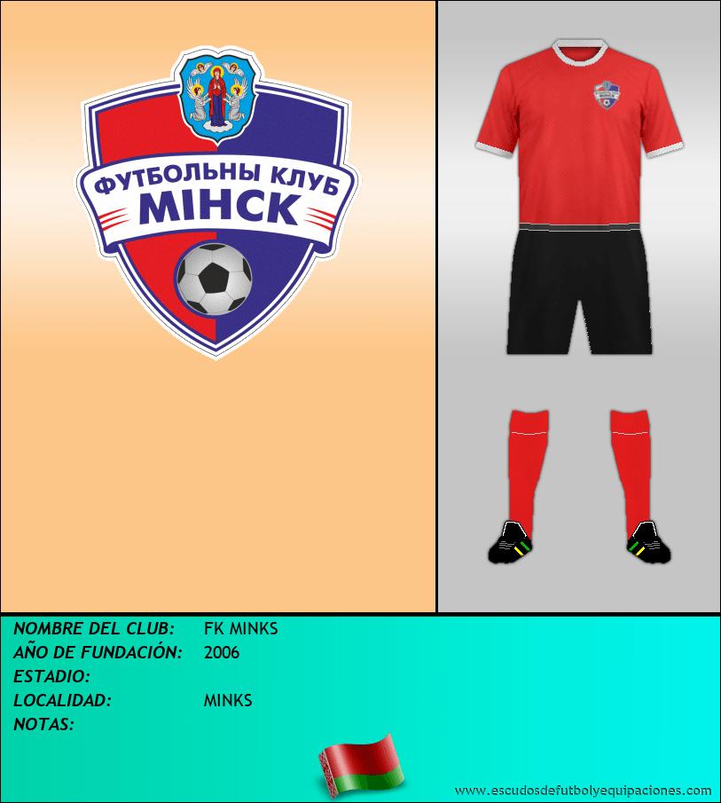 Escudo de FK MINKS