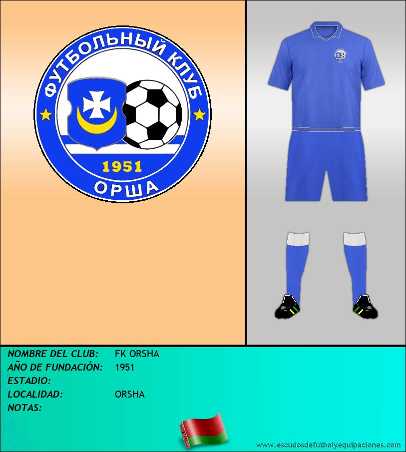 Escudo de FK ORSHA