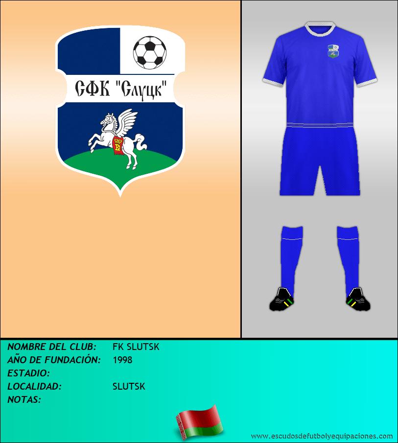 Escudo de FK SLUTSK