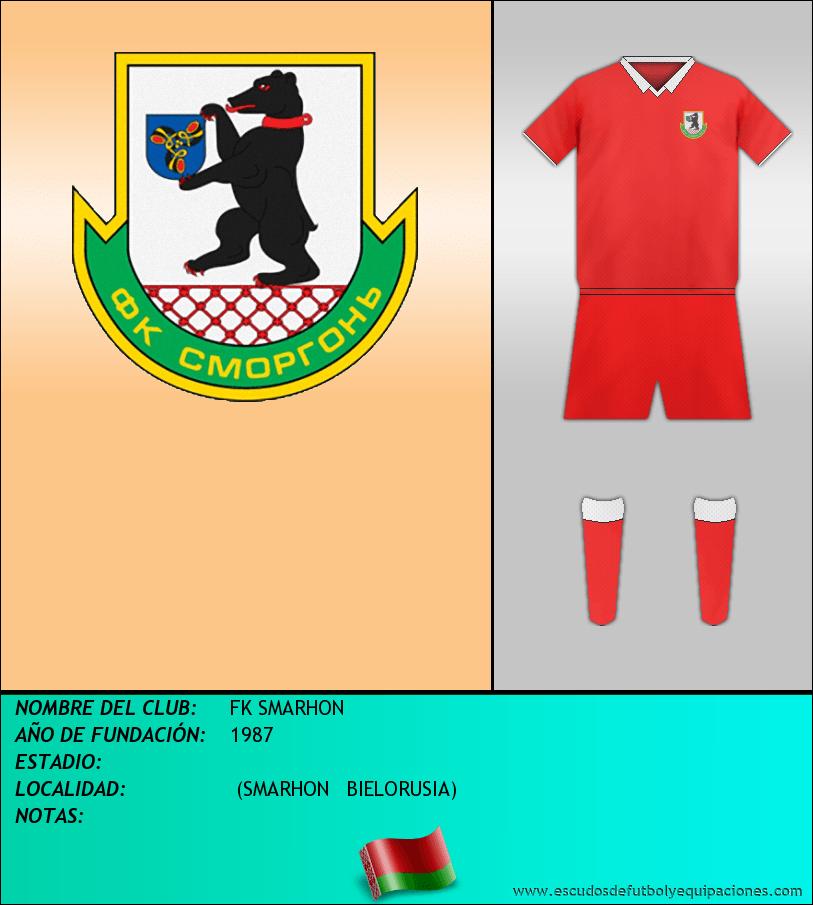 Escudo de FK SMARHON