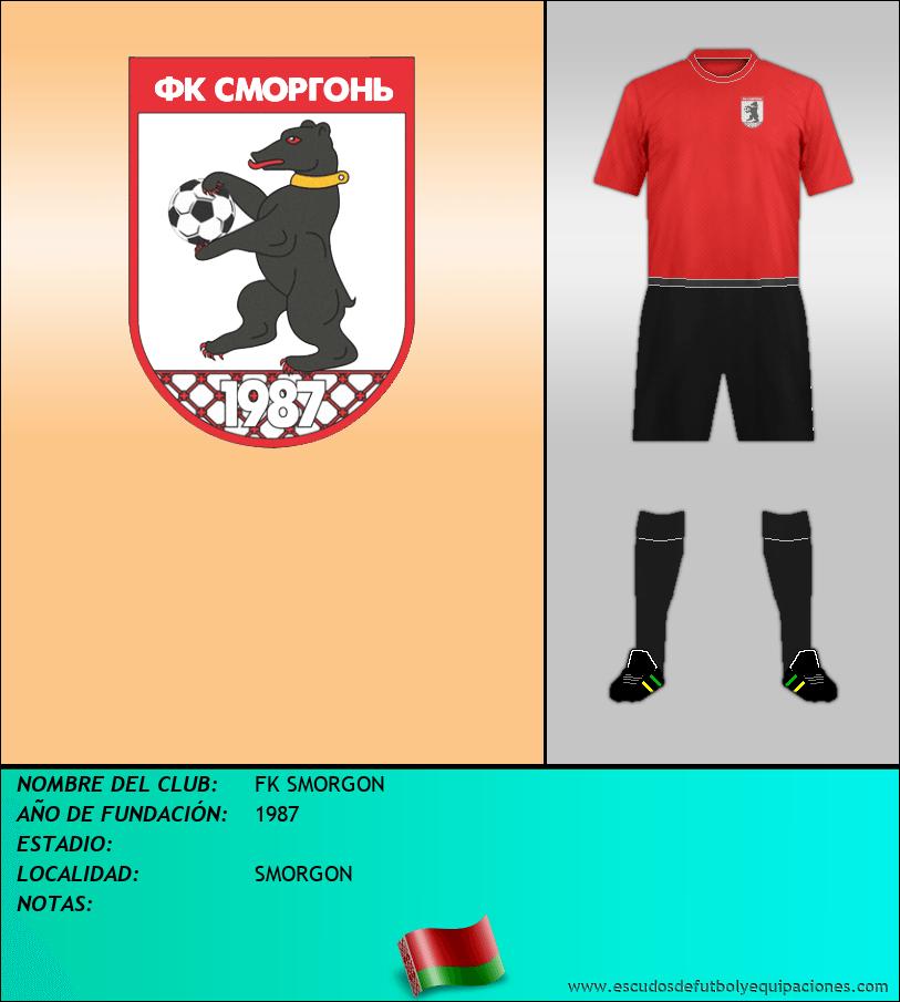 Escudo de FK SMORGON