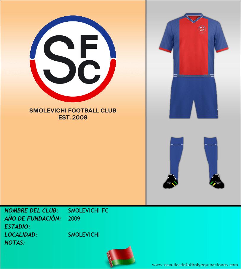 Escudo de SMOLEVICHI FC