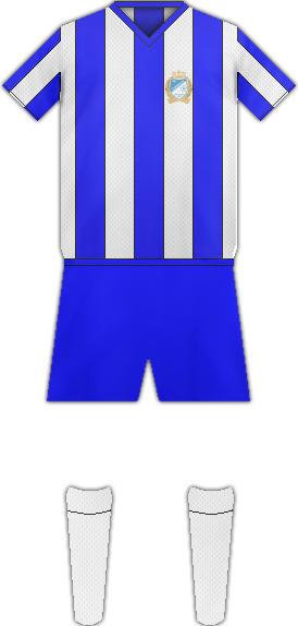 Equipación FK SLAVIJA