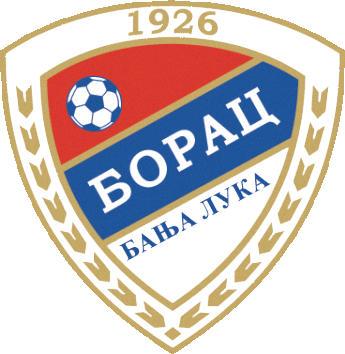 Escudo de FK BORAC (BOSNIA)