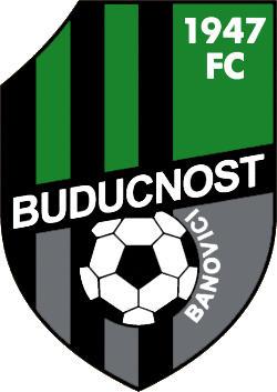 Escudo de FK BUDUCNOST BANOVICI (BOSNIA)