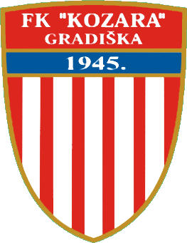 Escudo de FK KOZARA (BOSNIA)
