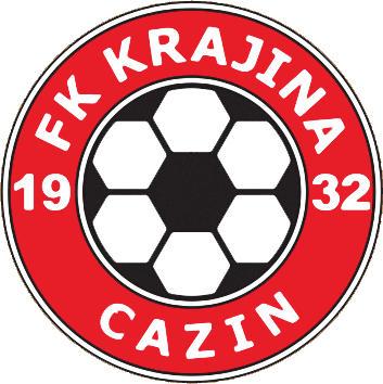 Escudo de FK KRAJINA CAZIN (BOSNIA)